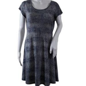 Michael kors animal print A-line Dress